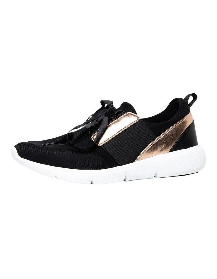 Belushi Black Sneaker image 1
