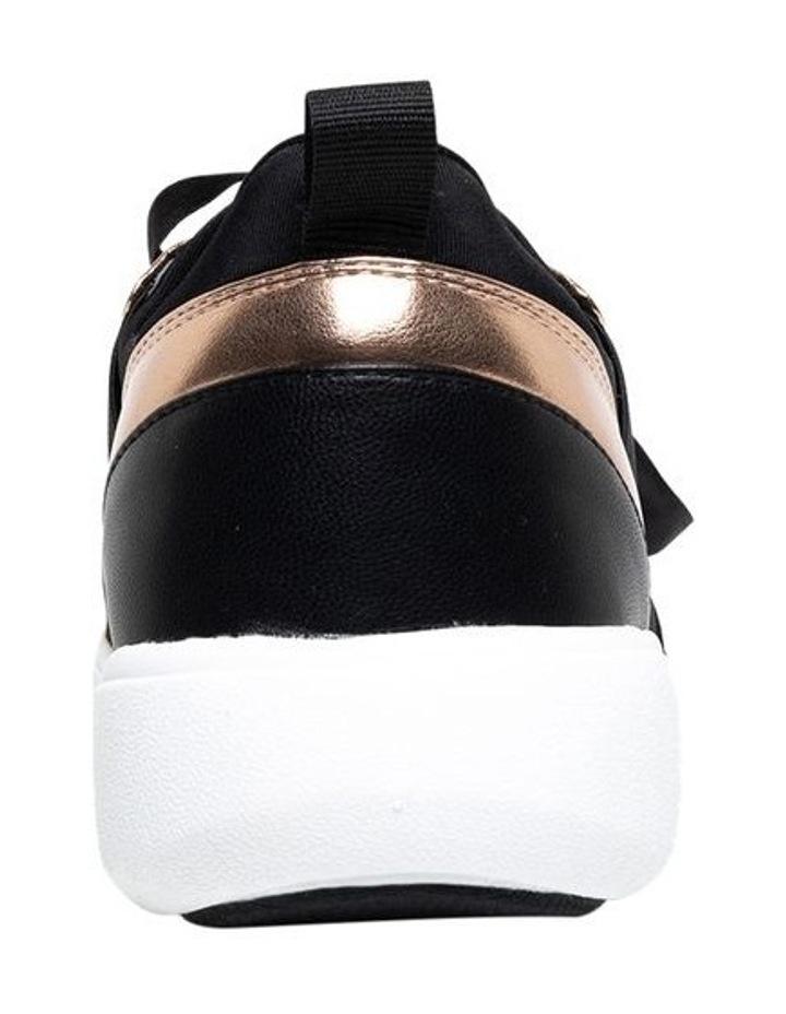 Belushi Black Sneaker image 2