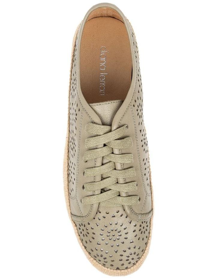 Auburn Khaki Sneaker image 5