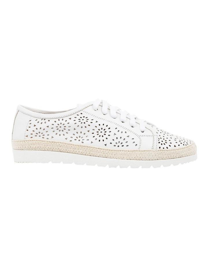 Auburn White Sneaker image 1