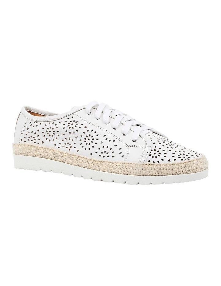 Auburn White Sneaker image 2