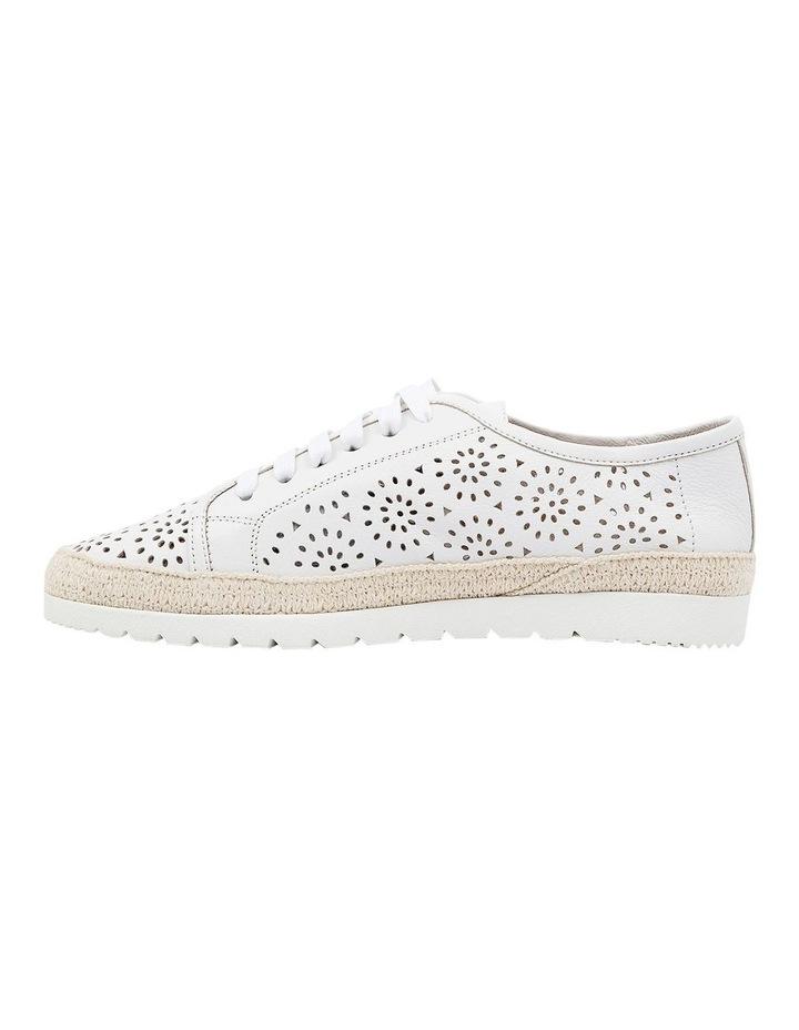 Auburn White Sneaker image 3