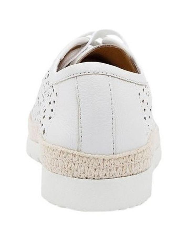 Auburn White Sneaker image 4