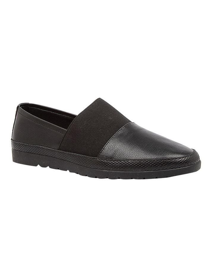 Acherub Black/Black Flat Shoes image 2