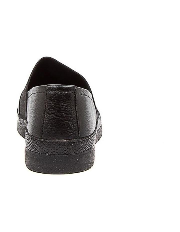 Acherub Black/Black Flat Shoes image 4