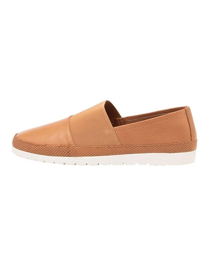 Acherub Dark Tan/White Flat Shoes image 3