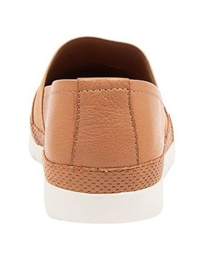 Acherub Dark Tan/White Flat Shoes image 4