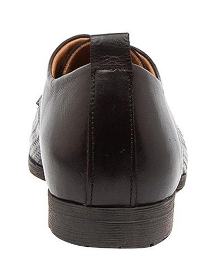 Barnay Black Flat Shoes image 4