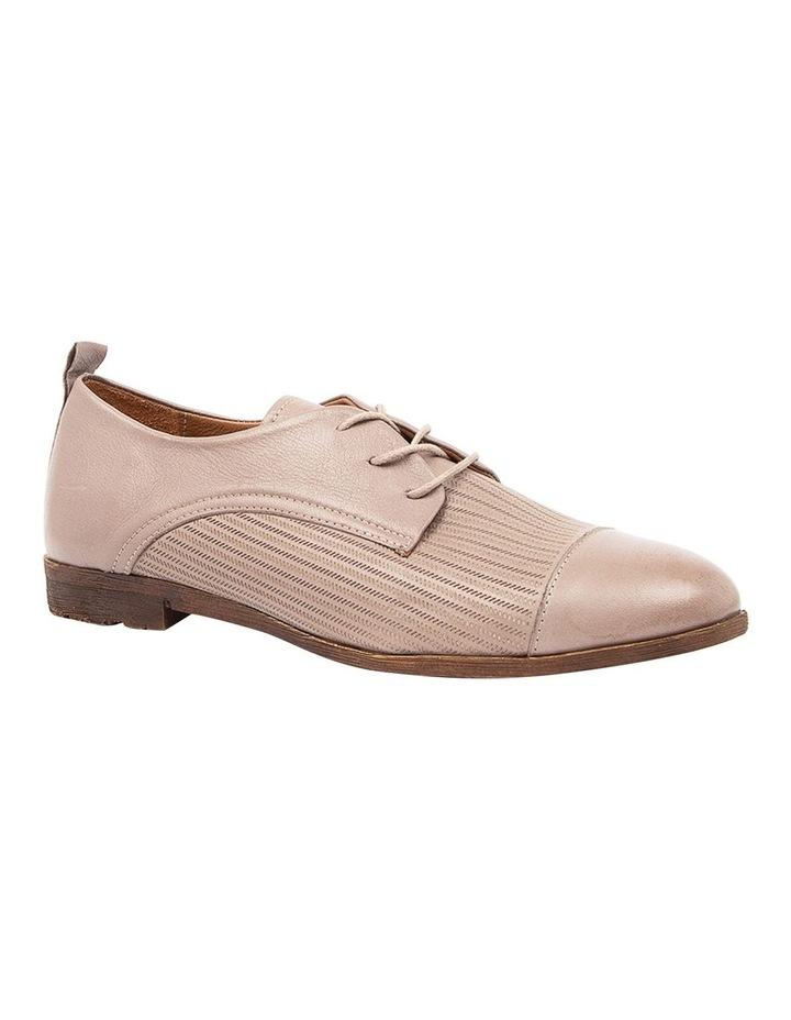 Barnay Light Grey Flat Shoes image 2