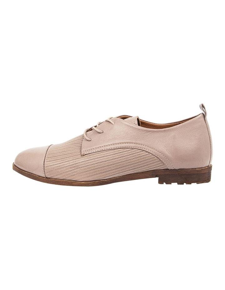 Barnay Light Grey Flat Shoes image 3
