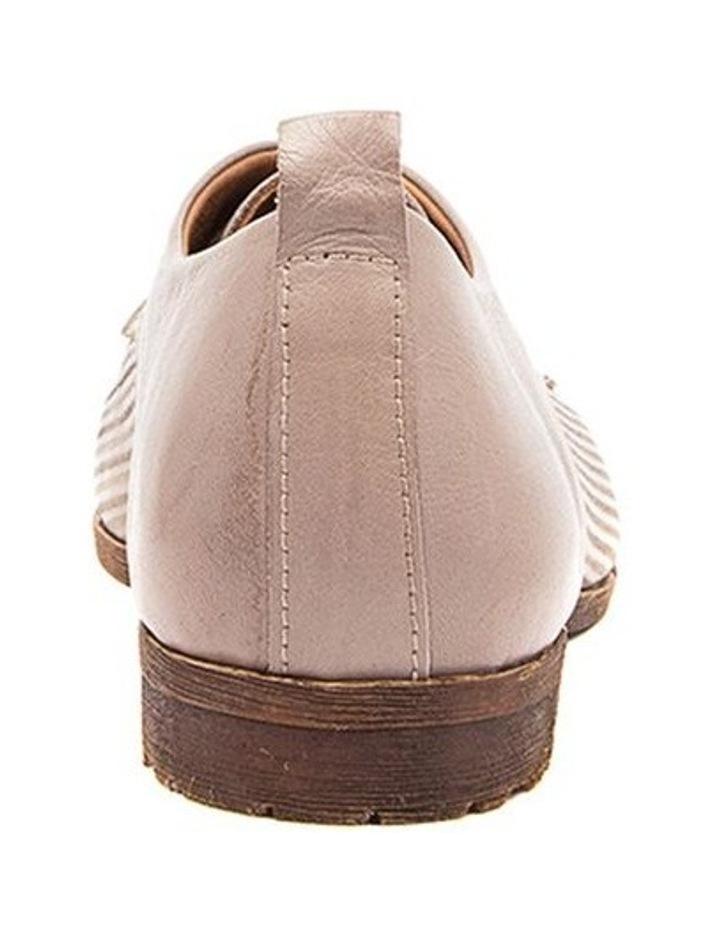 Barnay Light Grey Flat Shoes image 4