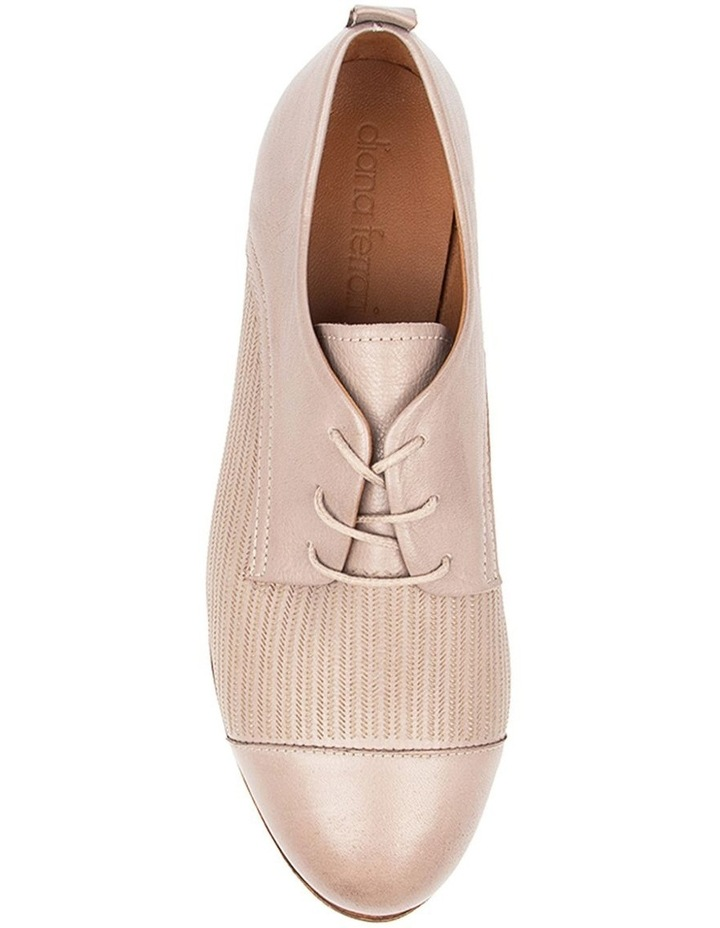 Barnay Light Grey Flat Shoes image 5