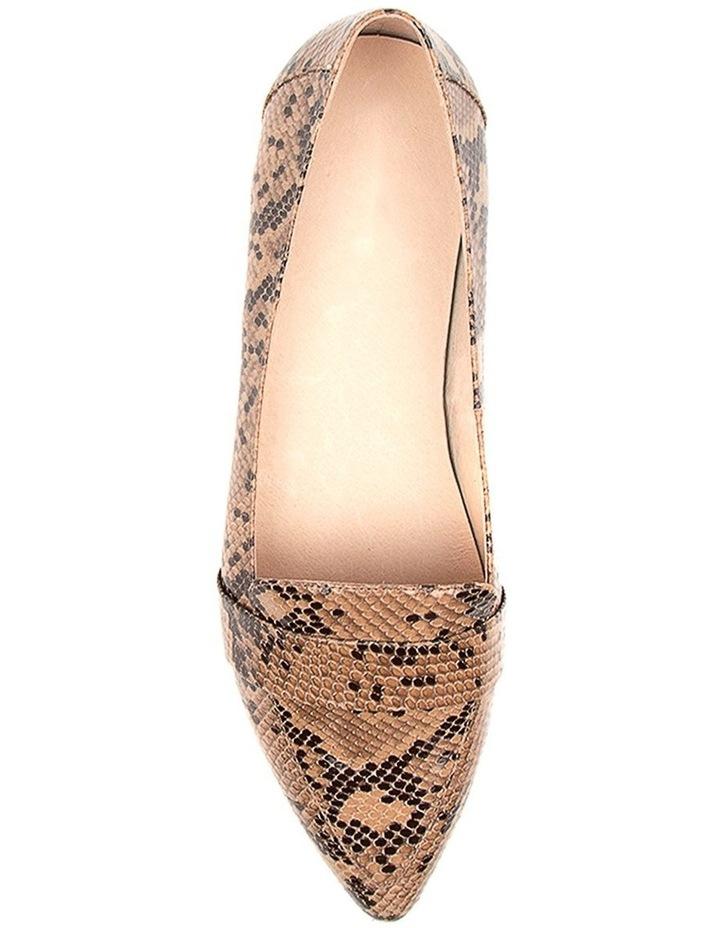 Disolo Latte Flat Shoes image 5