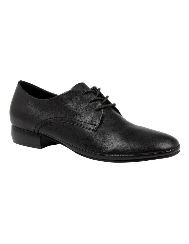 Resbecci Brogue Black Leather image 2