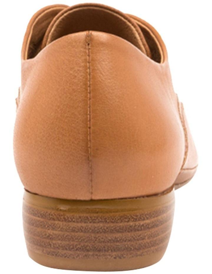 Resbecci Brogues Dark Tan Leather image 5
