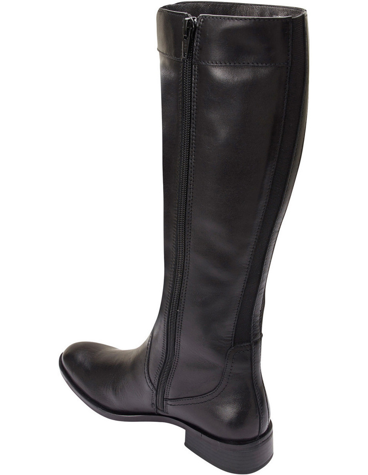 Irwin Black Hi Shine Boot image 3