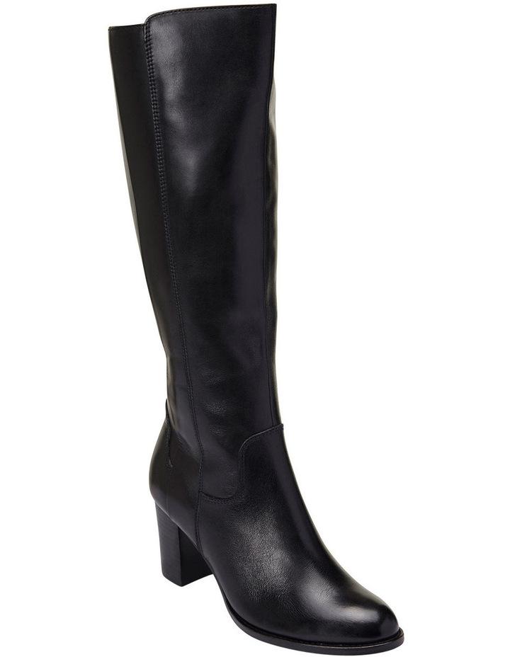 Germaine Black Glove Boot image 2