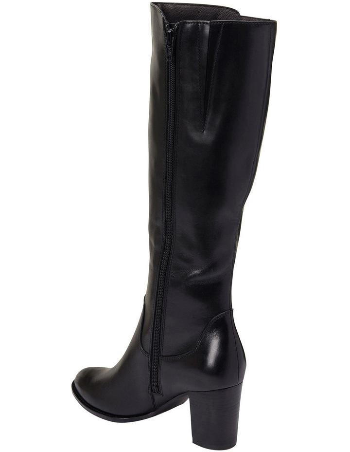 Germaine Black Glove Boot image 3
