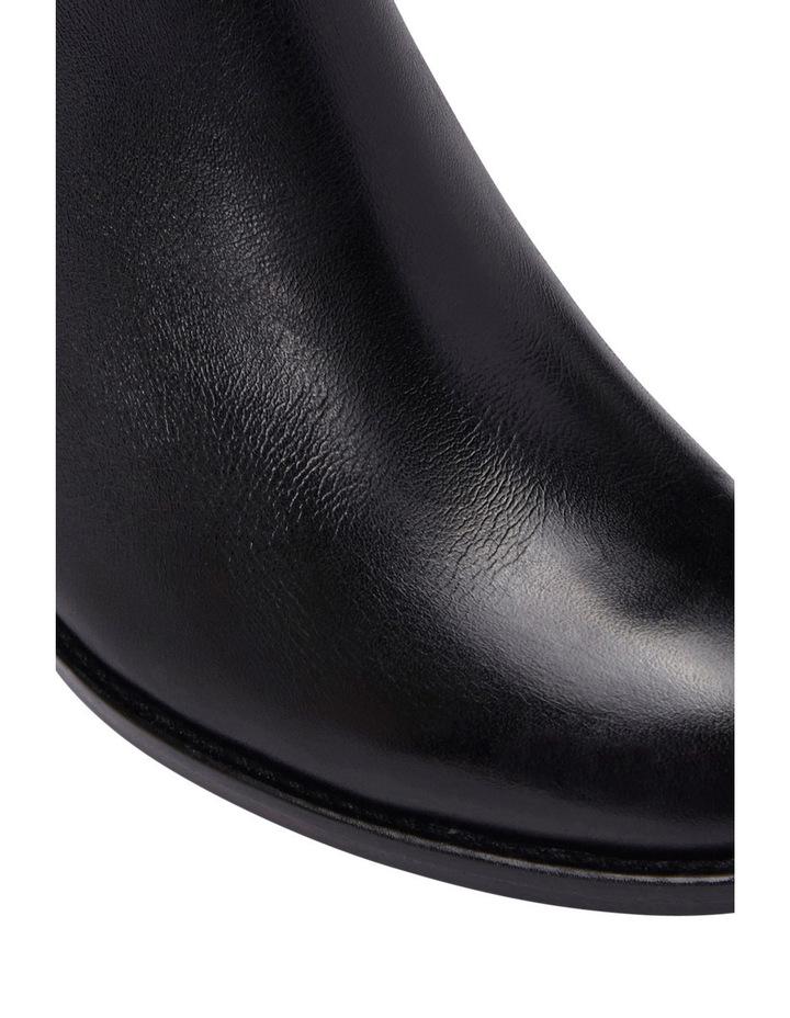 Germaine Black Glove Boot image 4
