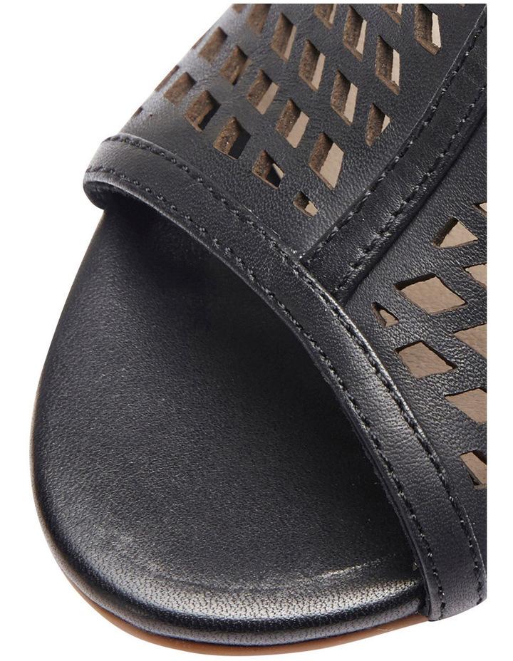 Varsity Black Glove Sandal image 4