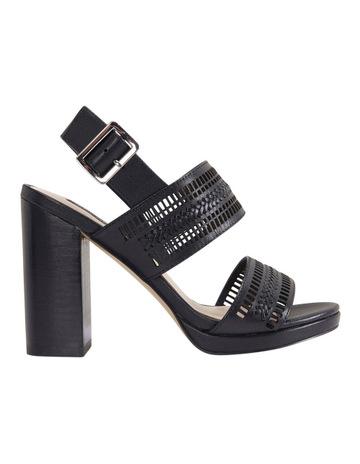 1cc116391 Jane Debster Scorpio Black Glove Sandal