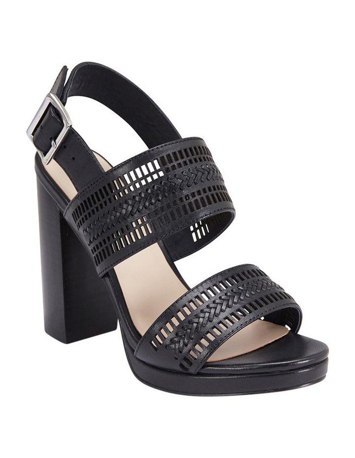 Scorpio Black Glove Sandal image 2