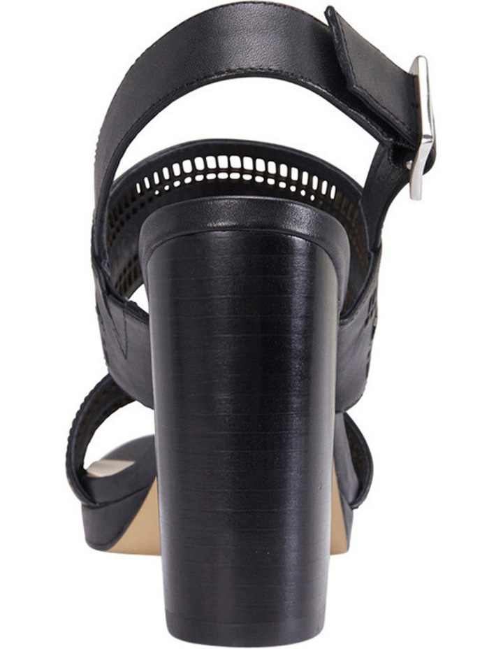 Scorpio Black Glove Sandal image 5