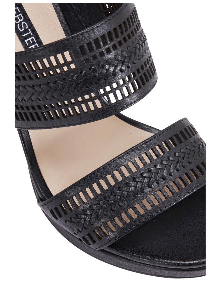 Scorpio Black Glove Sandal image 7