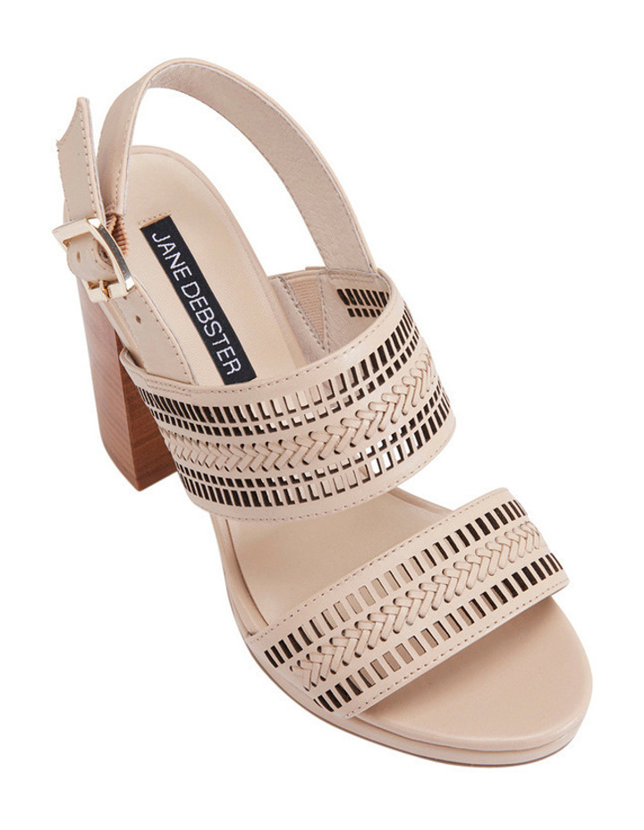 Scorpio Nude Glove Sandal image 7