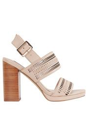 Scorpio Nude Glove Sandal
