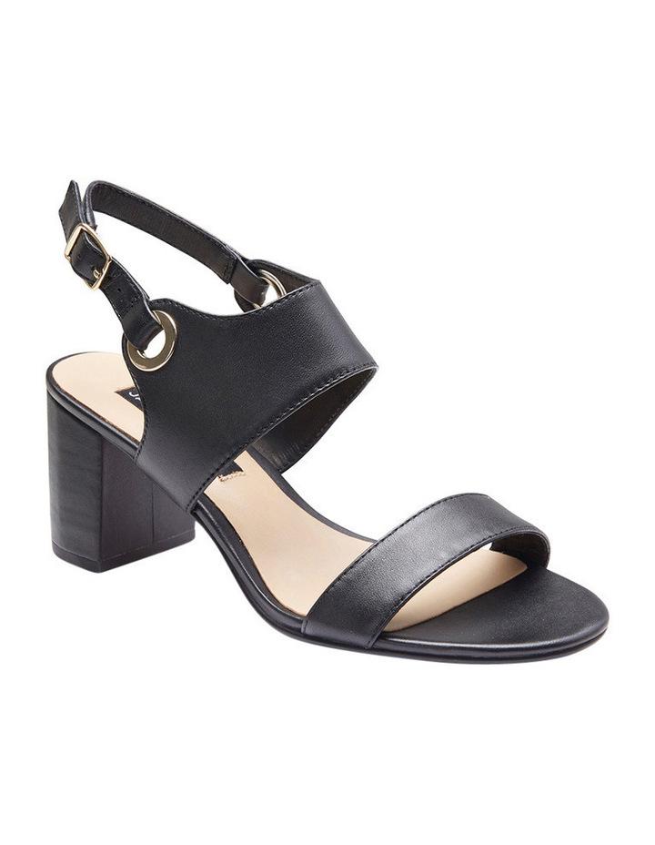 Pride Black Glove Sandal image 2
