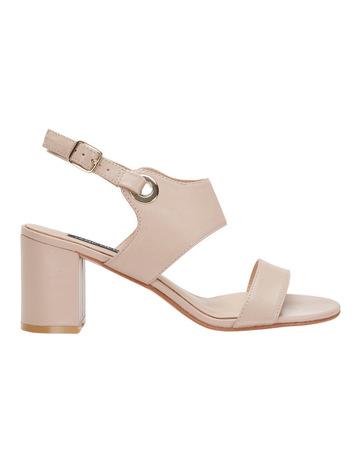 f30fe36ab112 Jane Debster Pride Nude Glove Sandal