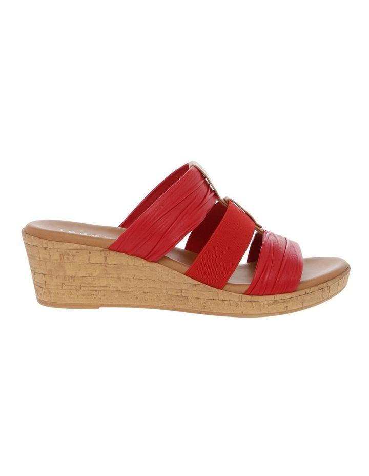 Maisy Red Sandal image 1