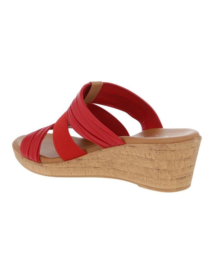 Maisy Red Sandal image 2