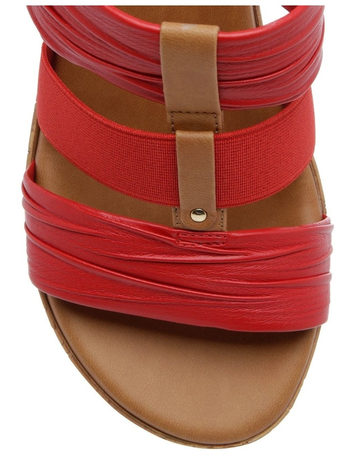 Maisy Red Sandal image 3