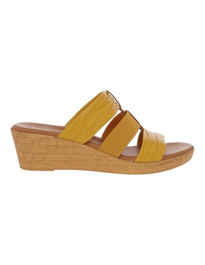 Maisy Mustard Sandal image 1