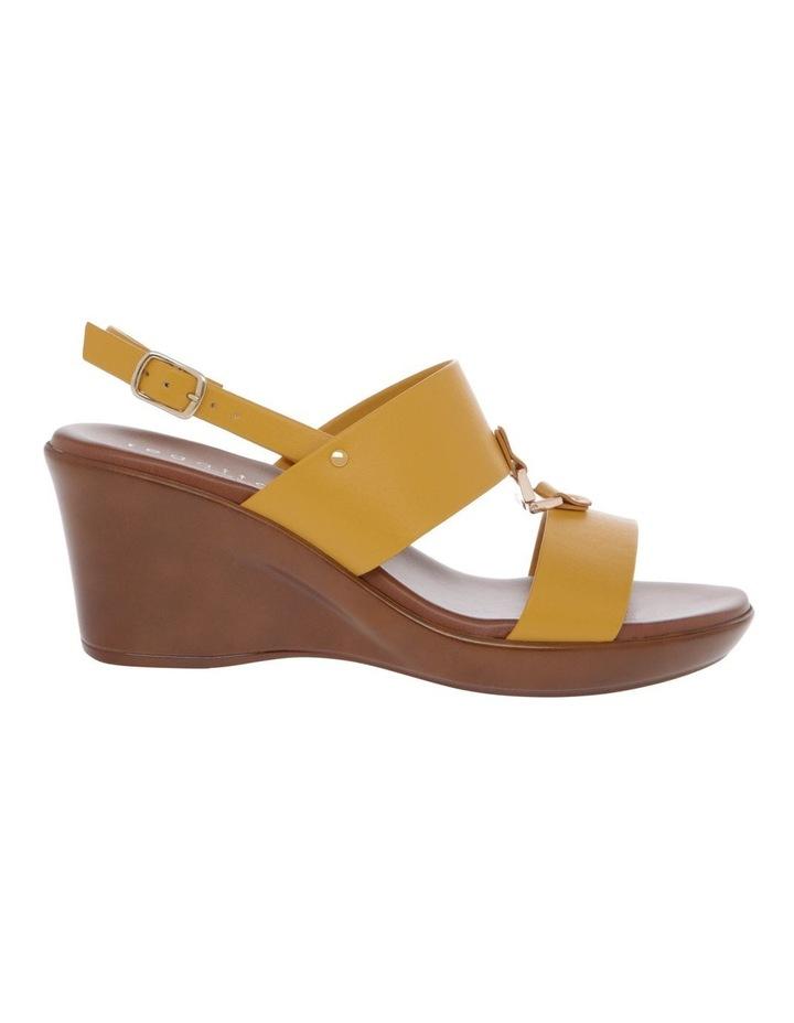 Maddy Mustard Sandal image 1