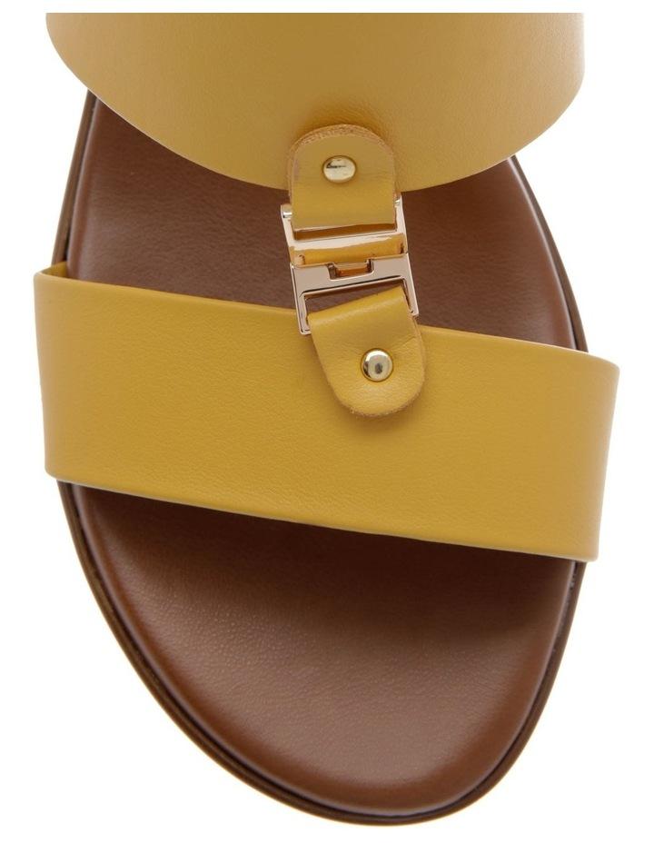 Maddy Mustard Sandal image 3
