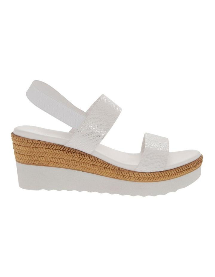 Montana White Sandal image 1
