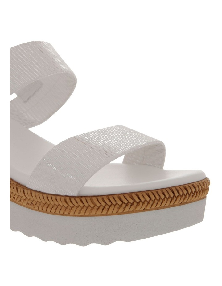 Montana White Sandal image 4