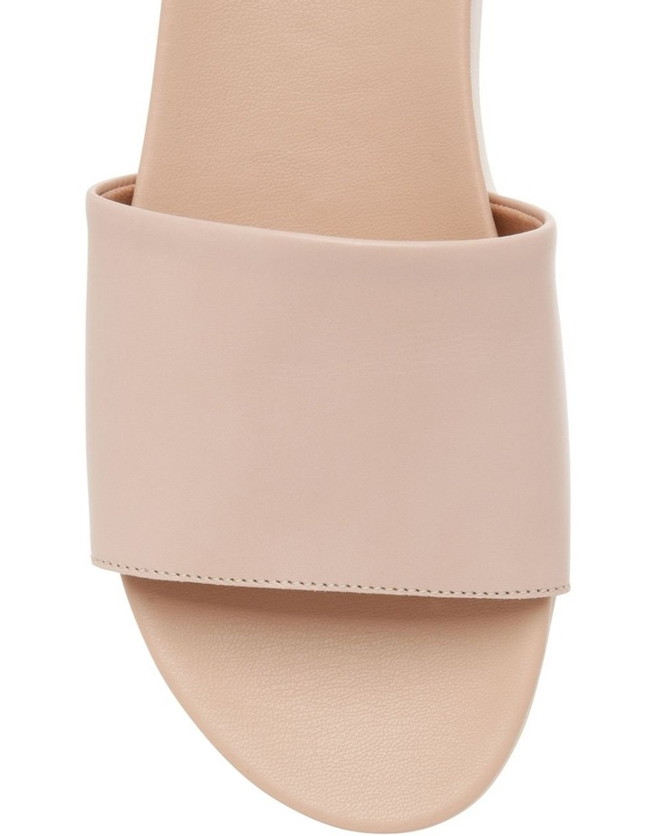 Mila Beige Leather Sandal image 2