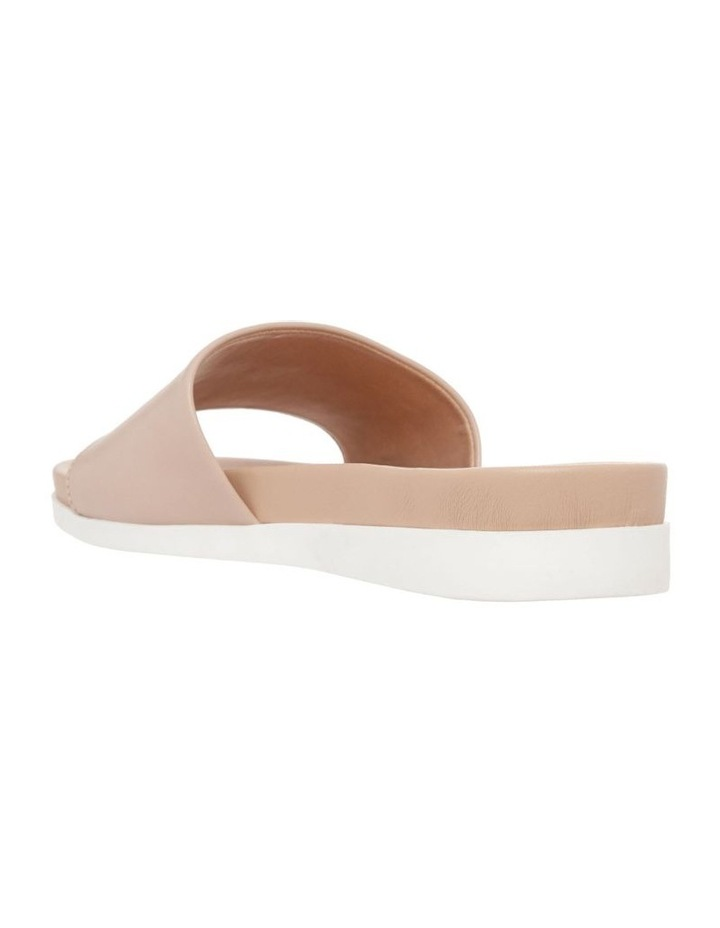 Mila Beige Leather Sandal image 3