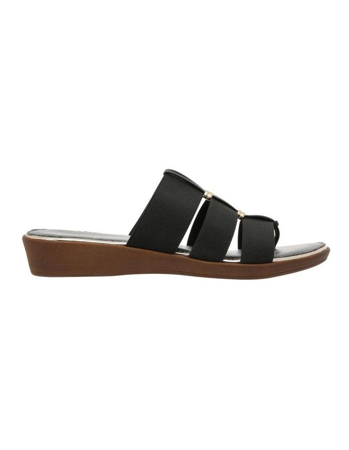 Layla Black Sandals image 1