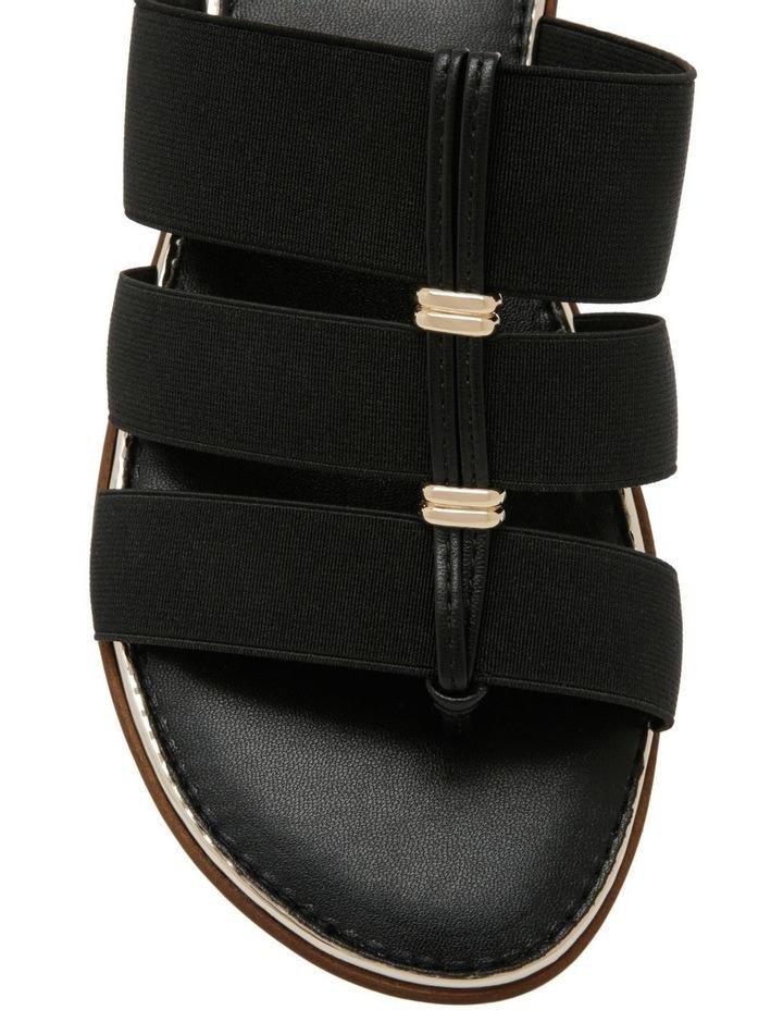 Layla Black Sandals image 2