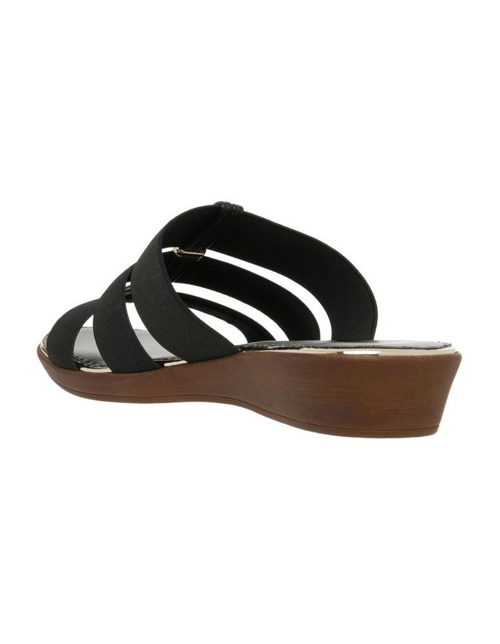 Layla Black Sandals image 3