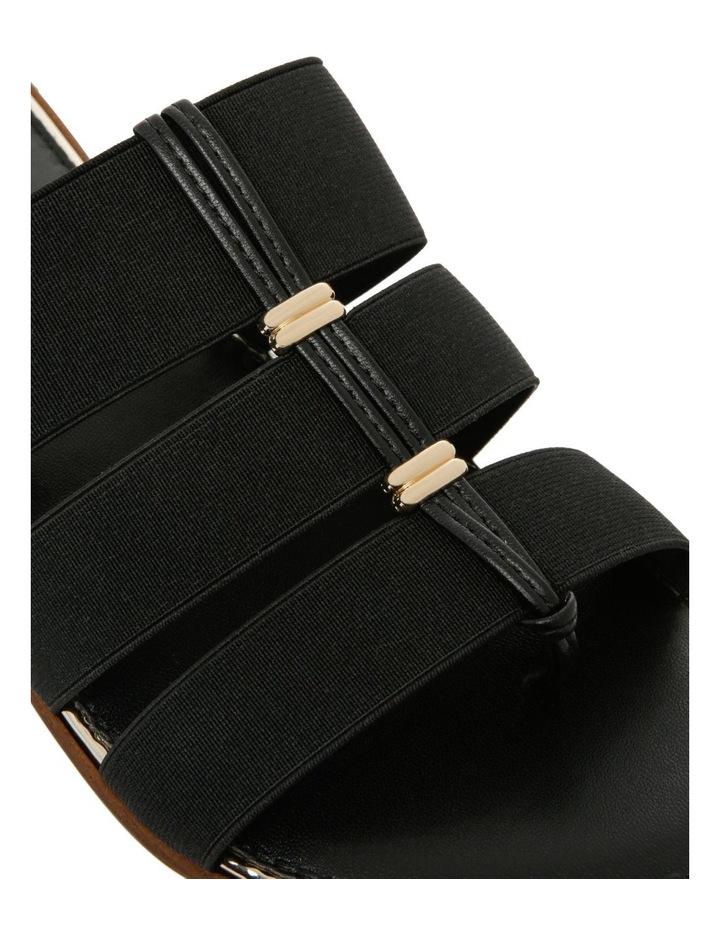 Layla Black Sandals image 4