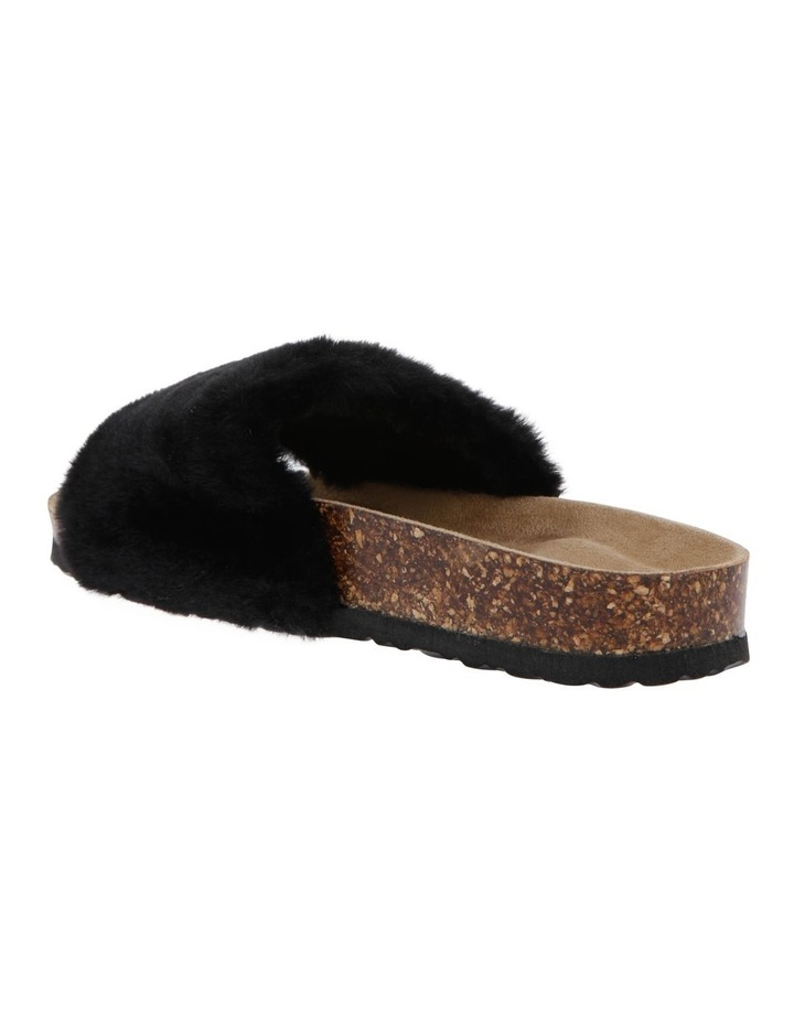 Tabitha Black Slipper image 2
