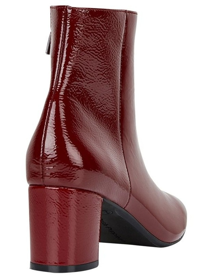Kari Red Patent Boot image 2
