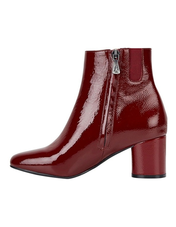 Kari Red Patent Boot image 3