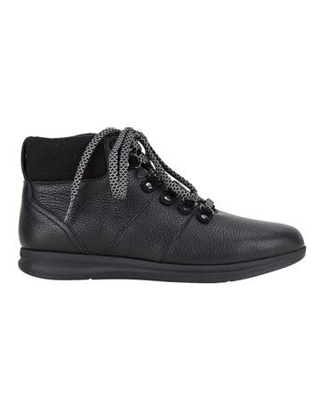 c02414eb72e2 Hush Puppies Zada Black Boot